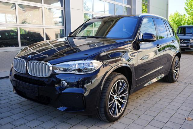 BMW X5 - xDrive40d M-PAKET !VOLL! TV ACC AHK STANDZG NP110