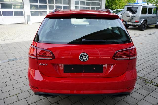 Volkswagen Golf Variant TRENDLINE 1.0TSI 85kW Euro6dTemp CLIMATRONIC TEMPOMAT BLUETOOT