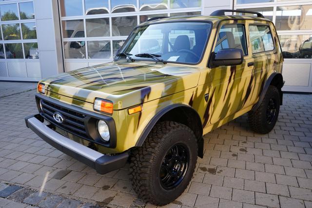 Lagerfahrzeug Lada Niva - BRONTO 4x4 1.7i OFFROAD KLIMA SHZ AHK #4794