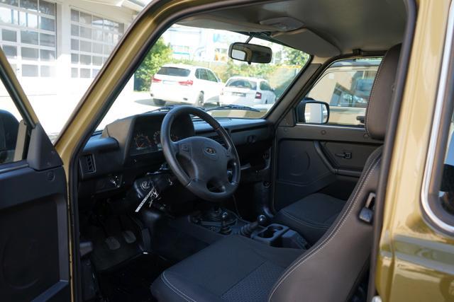 Lada Niva BRONTO 4x4 1.7i OFFROAD KLIMA SHZ AHK #4824