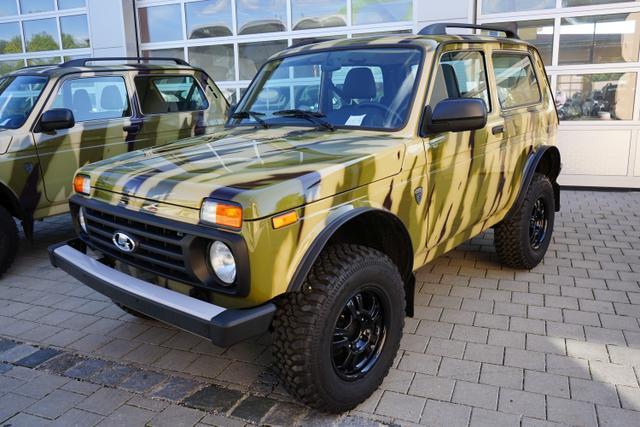 Lagerfahrzeug Lada Niva - BRONTO 4x4 1.7i OFFROAD KLIMA SHZ AHK #4824