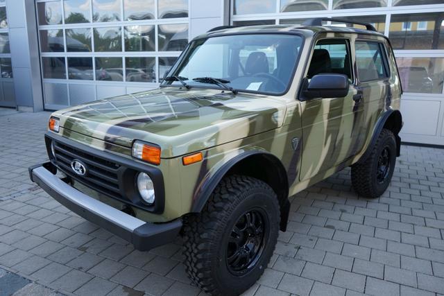 Lagerfahrzeug Lada Niva - BRONTO 4x4 1.7i OFFROAD KLIMA SHZ AHK #4838
