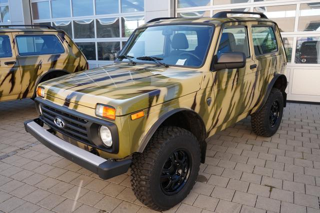 Lagerfahrzeug Lada Niva - BRONTO 4x4 1.7i OFFROAD KLIMA SHZ AHK #4820