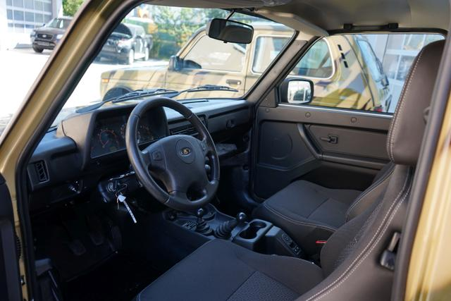 Lada Niva BRONTO 4x4 1.7i OFFROAD KLIMA SHZ AHK #4812