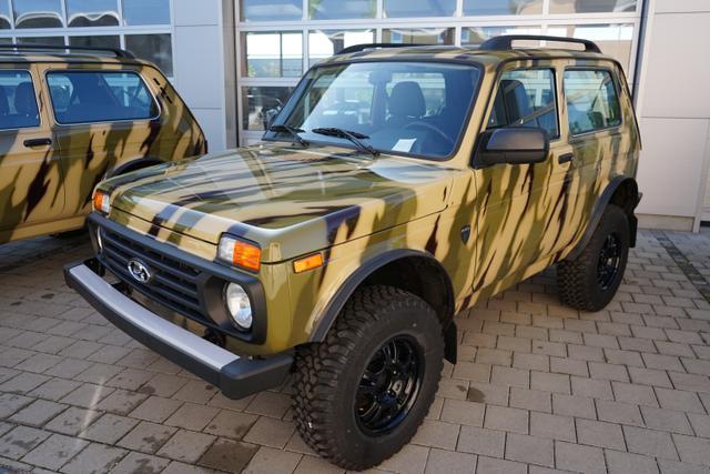 Lagerfahrzeug Lada Niva - BRONTO 4x4 1.7i OFFROAD KLIMA SHZ AHK #4812