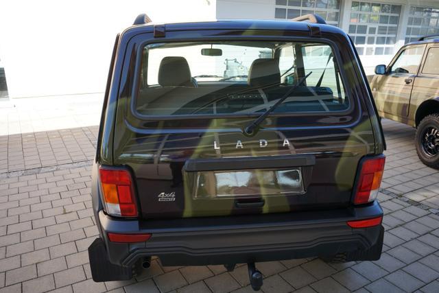Lada Niva BRONTO 4x4 1.7i OFFROAD KLIMA SHZ AHK NSW #4761