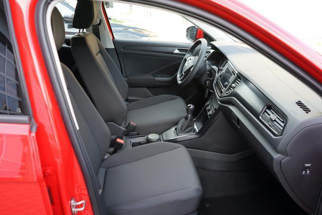 Volkswagen T-Roc 1.0 TSI OPF 85 kW (115 PS) 6-Gang