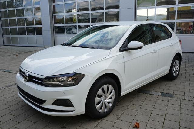 Volkswagen Polo - 1.0 59kW COMFORTLINE Eu6dTemp MEDIA TEMPOMAT PDC