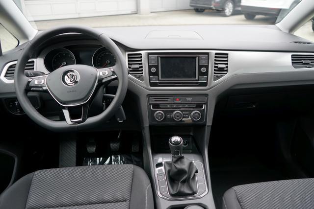 Volkswagen Golf Sportsvan TRENDLINE 1.0TSI 85kW EU6dTemp CLIMATRONIC TEMPOMAT BLUETOOTH