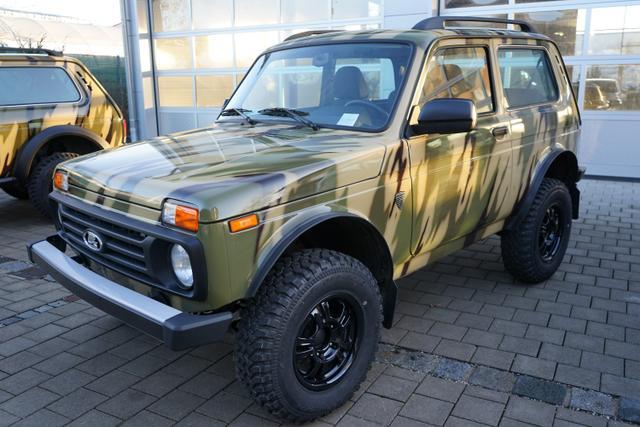 Lagerfahrzeug Lada Niva - BRONTO 4x4 1.7i OFFROAD KLIMA SHZ AHK #5111