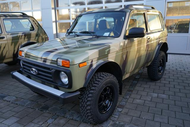 Lagerfahrzeug Lada Niva - BRONTO 4x4 1.7i OFFROAD KLIMA SHZ AHK #5082