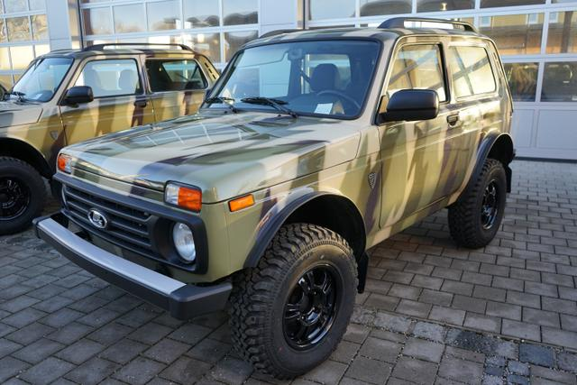 Lagerfahrzeug Lada Niva - BRONTO 4x4 1.7i OFFROAD KLIMA SHZ AHK #5226