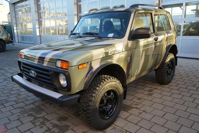 Lagerfahrzeug Lada Niva - BRONTO 4x4 1.7i OFFROAD KLIMA SHZ AHK #5156