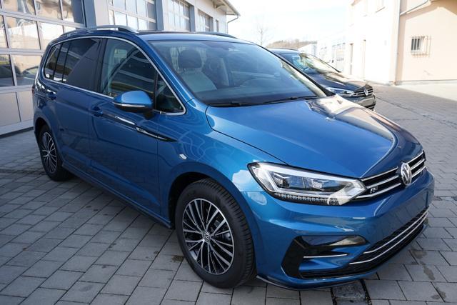 Volkswagen Touran - HIGHLINE R-LINE 1.5TSi 110kW 7-Sitzer LED NAVI KAMERA KEYLESS
