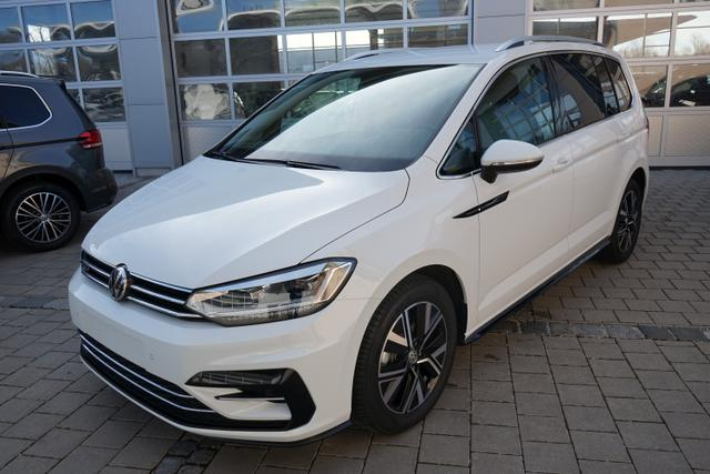 Volkswagen Touran - HIGHLINE R-LINE 1.5TSi DSG 110kW LED NAVI KAMERA FAMILIY