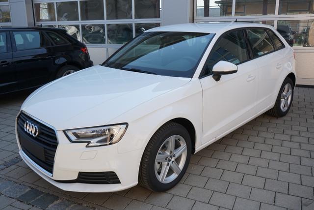 Audi A3 Sportback - 30 TFSI 1.0 85kW (116PS) Eu6dTemp