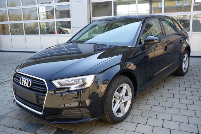 Lagerfahrzeug Audi A3 Sportback - 30 TFSI 1.0 85kW (116PS) Eu6dTemp