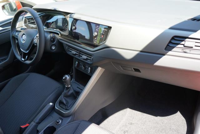 Volkswagen Polo 1.0 59kW COMFORTLINE Eu6dTemp MEDIA TEMPOMAT PDC