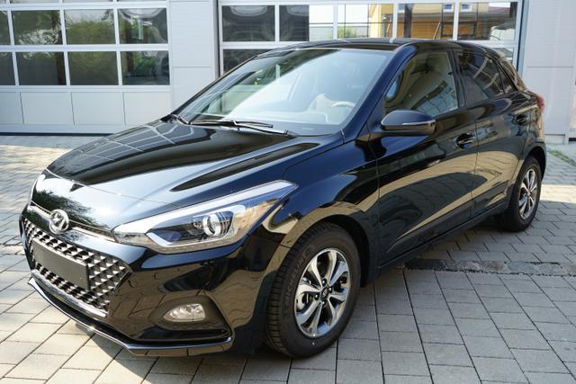 Hyundai i20 - 1.2 PREMIUM 62kW KAMERA PDC ALU