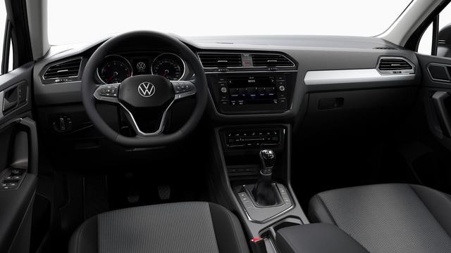 Volkswagen Tiguan - 1.5TSI OPF 96kW Neues Modell LED DAB+ PDC ACC