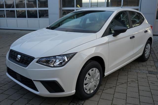Lagerfahrzeug Seat Ibiza - REFERENCE 1.0MPI 59kW KLIMA DAB
