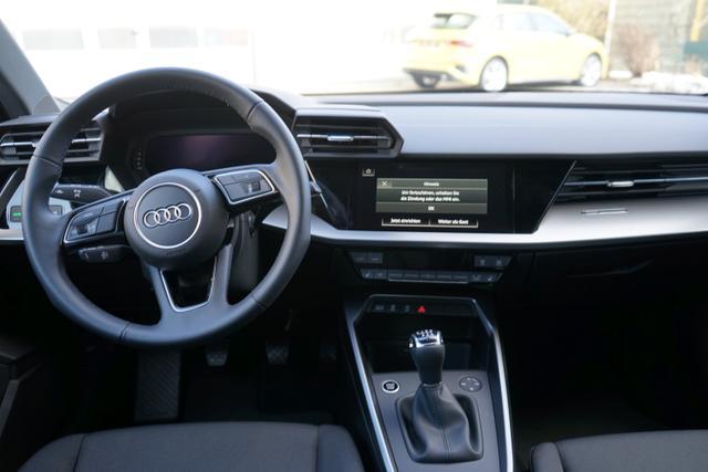 Audi A3 Sportback 30 TFSI 1.0 81kW (110PS) Neues Modell
