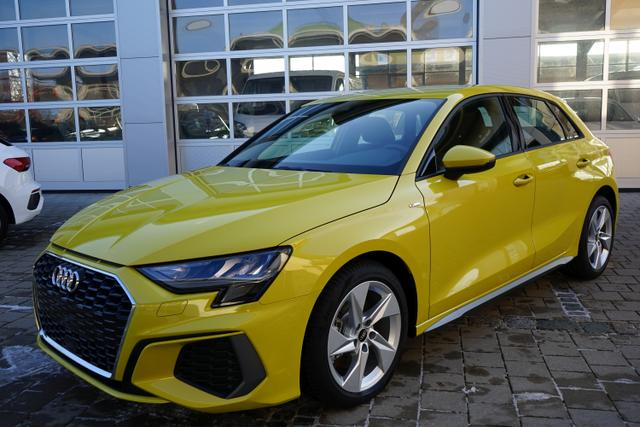 Audi A3 Sportback - S-Line 35 TFSI 1.5 110kW (150PS) Neues Modell