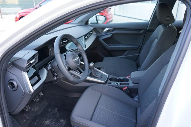 Audi A3 Sportback S-Line 35 TFSI 1.5 110kW (150PS) Neues Modell