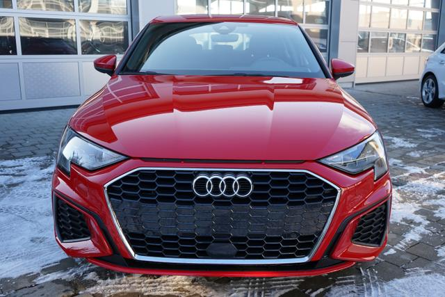 Audi A3 Sportback S-Line 30 TFSI 1.0 81kW (110PS) Neues Modell