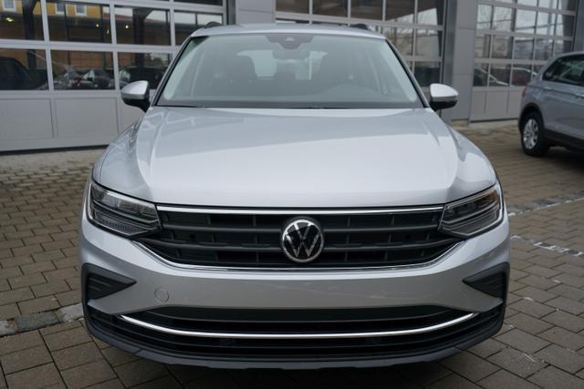 Volkswagen Tiguan - 1.5TSI OPF 96kW Neues Modell LED DAB+ PDC ACC SHZ