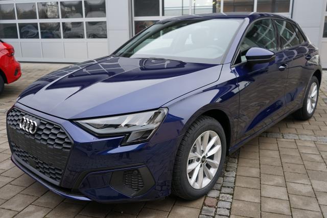 Lagerfahrzeug Audi A3 Sportback - 30 TFSI 1.0 81kW (110PS) Neues Modell