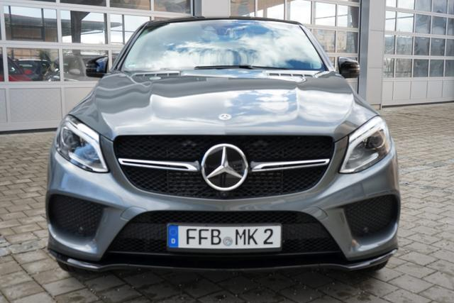 Mercedes-Benz GLE SUV - 350d AMG 4MATIC Coupe VOLLAUSSTATTUNG NP 98.600,- €