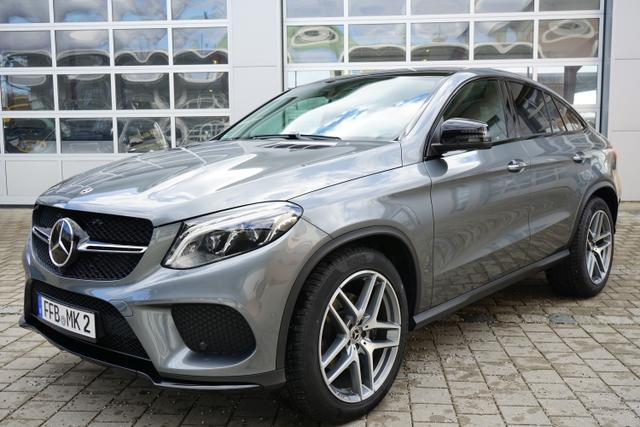 Lagerfahrzeug Mercedes-Benz GLE SUV - 350d AMG 4MATIC Coupe VOLLAUSSTATTUNG NP 98.600,- €