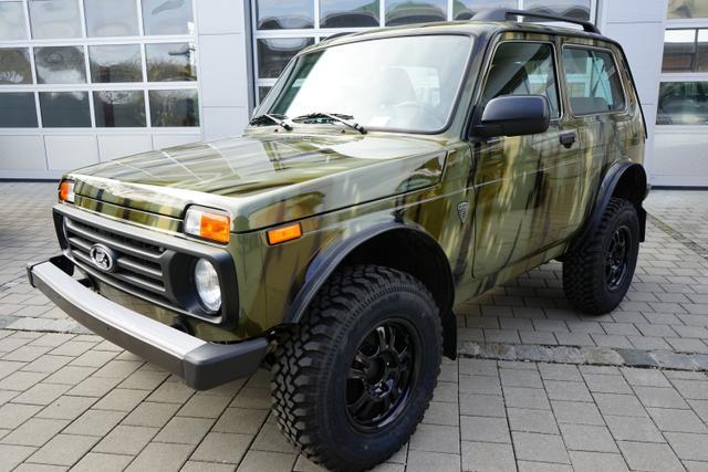 Lagerfahrzeug Lada Niva - BRONTO 4x4 1.7i OFFROAD KLIMA SHZ AHK #4745