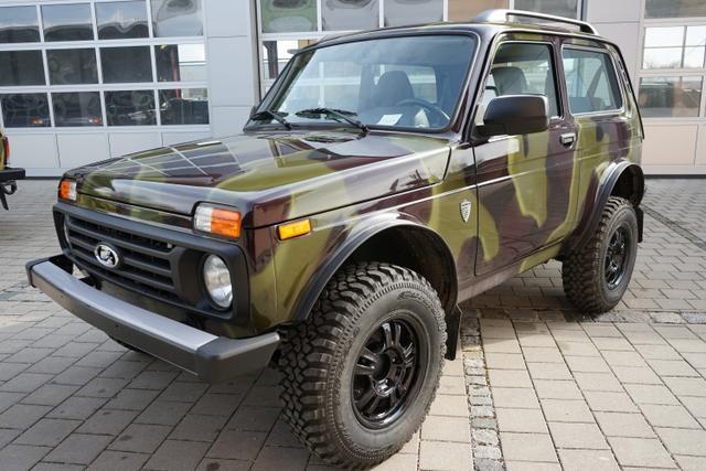 Lagerfahrzeug Lada Niva - BRONTO 4x4 1.7i OFFROAD KLIMA SHZ AHK #5508