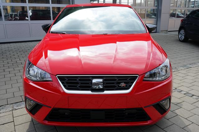 Seat Ibiza - FR 1.0TSI 81kW PDC SHZ KAMERA DAB TEMPOMAT