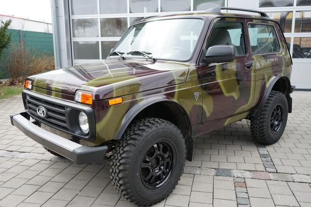 Lagerfahrzeug Lada Niva - BRONTO 4x4 1.7i OFFROAD KLIMA SHZ AHK #5538