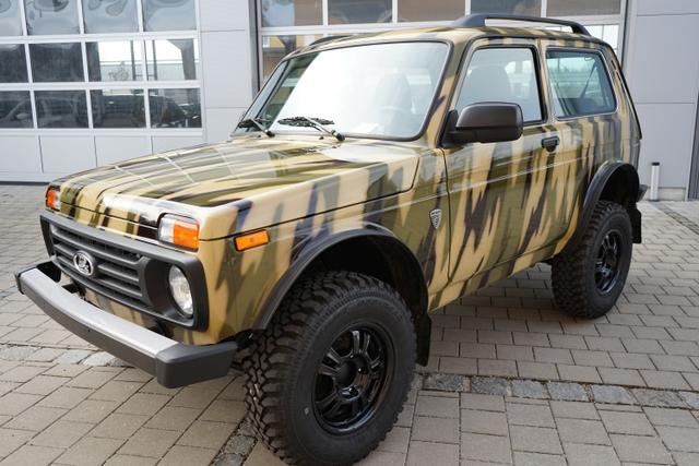 Lagerfahrzeug Lada Niva - BRONTO 4x4 1.7i OFFROAD KLIMA SHZ AHK #5138