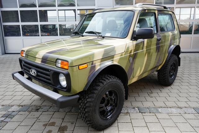 Lagerfahrzeug Lada Niva - BRONTO 4x4 1.7i OFFROAD KLIMA SHZ AHK #5240
