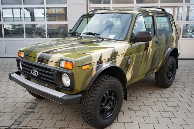 Lada Niva - BRONTO 4x4 1.7i OFFROAD KLIMA SHZ AHK #5257