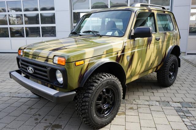 Lagerfahrzeug Lada Niva - BRONTO 4x4 1.7i OFFROAD KLIMA SHZ AHK #4982