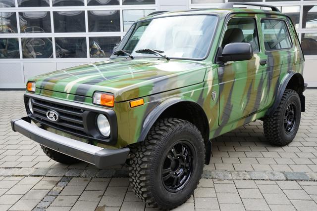 Lagerfahrzeug Lada Niva - BRONTO 4x4 1.7i OFFROAD KLIMA SHZ AHK #4548