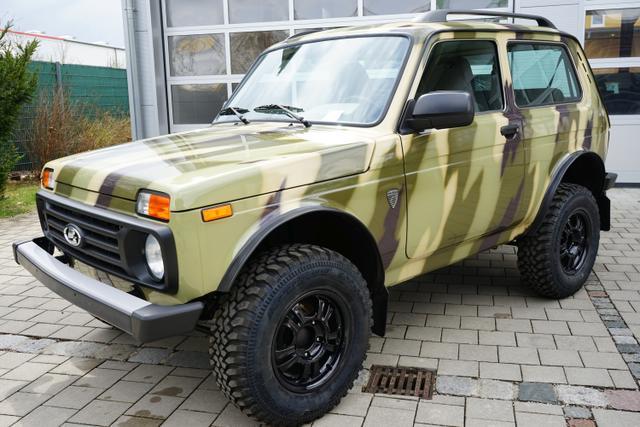 Lagerfahrzeug Lada Niva - BRONTO 4x4 1.7i OFFROAD KLIMA SHZ AHK #4769