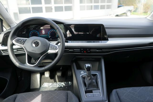 Volkswagen Golf Variant - LIFE 1.5TSI OPF 96kW 6-Gang NEUES MODELL NAVI Winterpaket 17