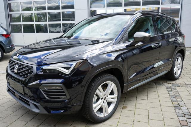 Lagerfahrzeug Seat Ateca - FR 2.0TDI 110kW DSG 4Drive LED NAVI AHK