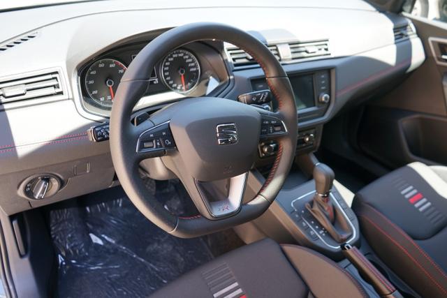 Seat Ibiza - FR 1.5TSI DSG 110kW LED PDC SHZ KAMERA DAB TEMPOMAT