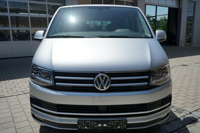 Volkswagen T6 Multivan - HIGHLINE 2.0TDI 146kW DSG LEDER NAVI AHK LED STANDHEIZUNG