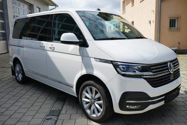 Volkswagen Multivan 6.1 - HIGHLINE 2.0TDI 110kW DSG LEDER NAVI AHK LED STANDHEIZUNG