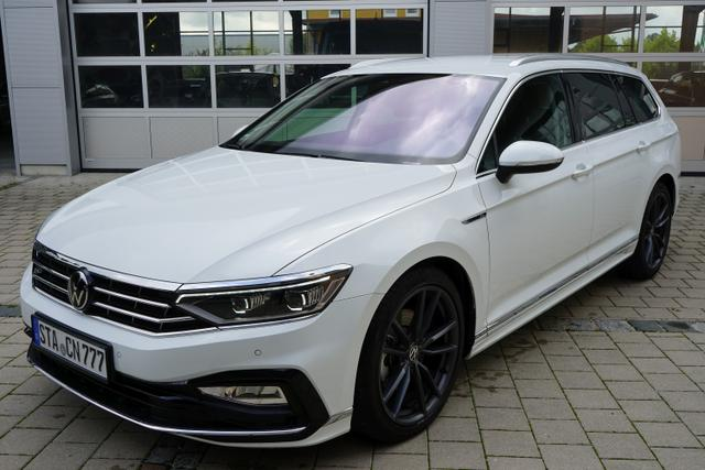Volkswagen Passat Variant - R-LINE 2.0TDI DSG 4MOTION 147kW