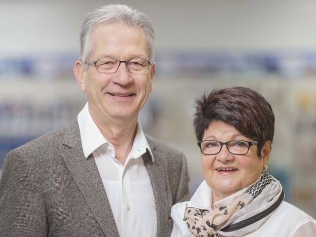 Christine & Wilhelm Bütje